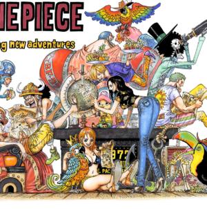 One Piece : Eiichiro Oda dit lui-même qu'il n'est pas en forme