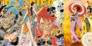 One Piece : Eiichiro Oda a réduit le tour de poitrine des femmes à Wano