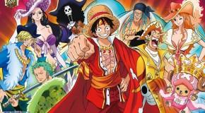 One Piece: Un nouveau film animé pour l'été 2016