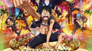 One Piece Film Gold: Chara designs pour Lucci et Spandam