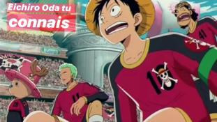 One Piece : Le chapitre 968, Paul Pogba et Eiichiro Oda