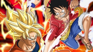 One Piece Great Pirate Colosseum en Cross-game avec Dragon Ball Z Extreme Butoden