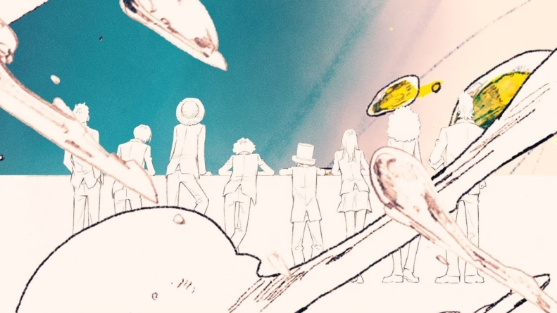 One Piece : Spot complet BUMP OF CHICKEN toujours avec ce fameux charadesign
