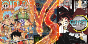Demon Slayer (Kimetsu no Yaiba) est, devant One Piece, le manga le plus vendu au 1er semestre 2020