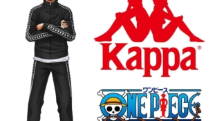 One Piece x Kappa : La série collabore avec la marque de sportswear