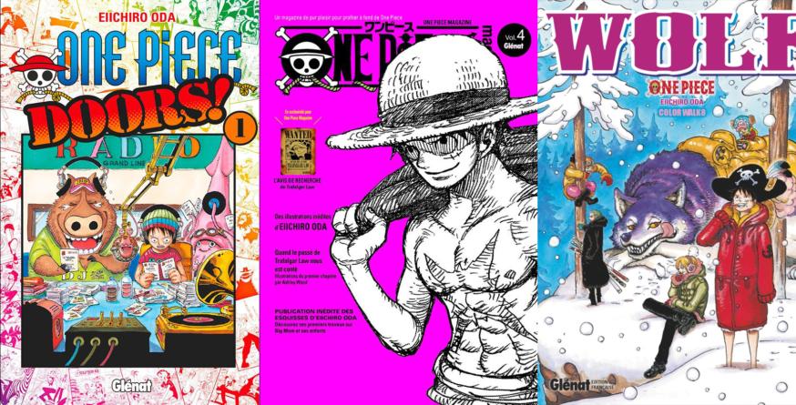 One Piece : Le chapitre 952 ne sort pas aujourd'hui, Le One Piece Magazine N°4 sort en septembre, le One Piece Color Walk N°8 repoussé