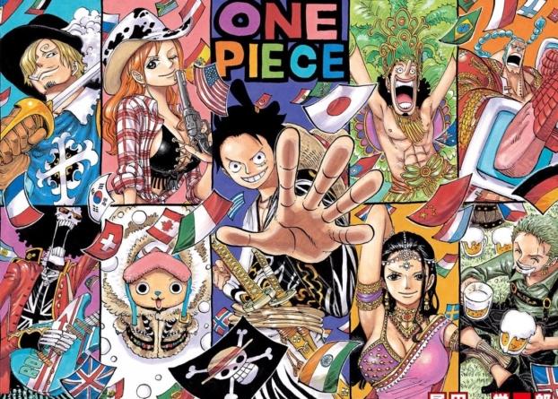 One Piece : La nationalité de chacun des Chapeau de Paille selon Eiichiro Oda