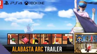 One Piece – Pirate Warriors 4 : L'aventure débutera à Alabasta mais sans Vivi ?