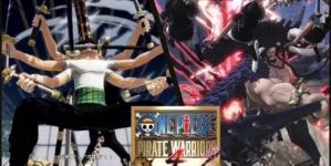 One Piece – Pirate Warriors 4 : Gameplay de Kaido et les trailers de tous les Mugiwara