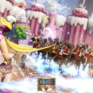 One Piece Pirate Warriors 4 : La fille de Big Mom, Charlotte Smoothie en démonstration