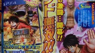 One Piece Pirate Warriors 3: date de sortie annoncée au Japon