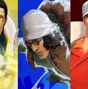 One Piece – Pirate Warriors 4 : Trailer de présentation de Akainu, Kizaru et Aokiji, annonce de Bege