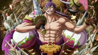 One Piece – Pirate Warriors 4 : Cracker le second personnage DLC officiellement annoncé