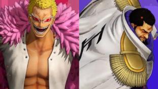 One Piece – Pirate Warriors 4 : Toujours plus de vidéos promos avec Doflamingo et Fujitora