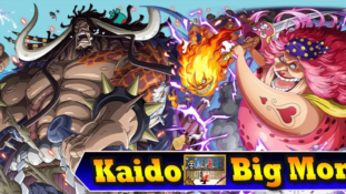 One Piece – Pirate Warriors 4 : Kaidô (forme Dragon) et Big Mom seront jouables