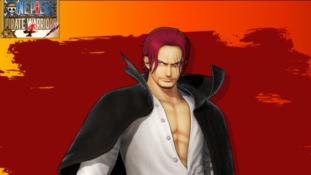 One Piece – Pirate Warriors 4 : Shanks en personnage jouable, trailer de Cavendish