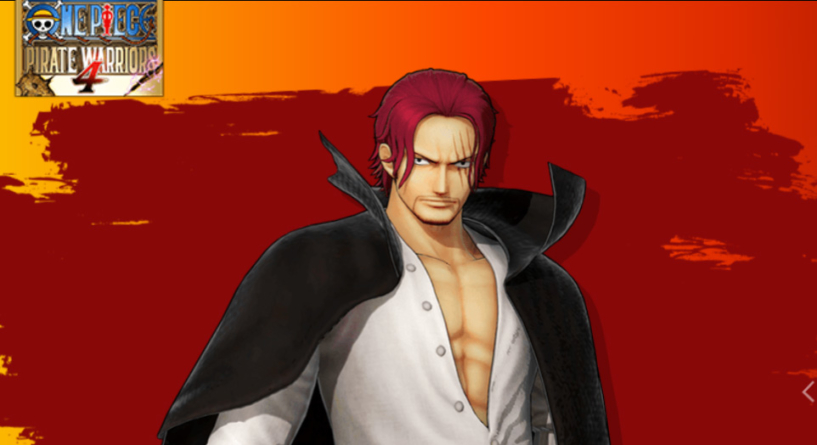 One Piece – Pirate Warriors 4 : Shanks en personnage jouable, trailer de Cavendish