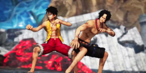 One Piece – Pirate Warriors 4 : Spot de l'arc Marineford avec Ace et trailer de Sabo, Law et Lucci