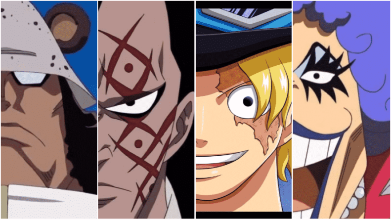 One Piece Anime : Planning des épisodes d'avril-mai, drôle de Reverie