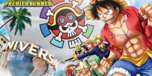 One Piece : Premier Summer de retour à Universal Studios Japan