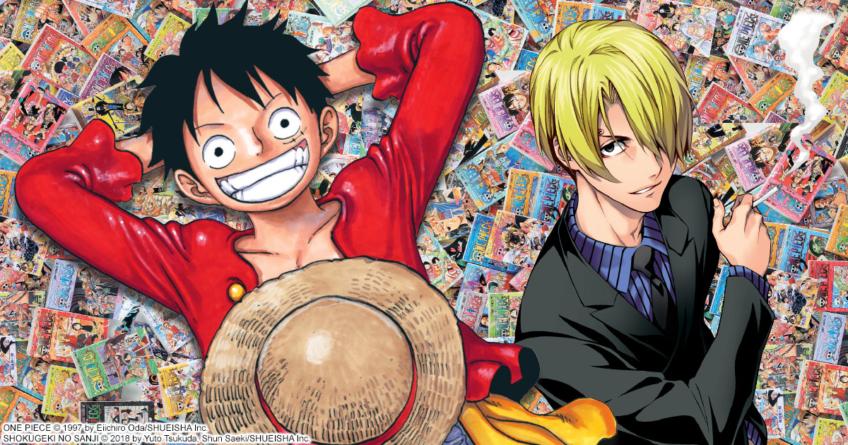 One Piece : Les couvertures des doubles numéros du Jump de la décennie (2010-2019)