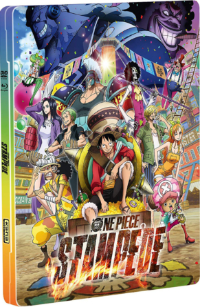 One Piece Stampede : Date de sortie des coffrets collector DVD-Blu-ray en France