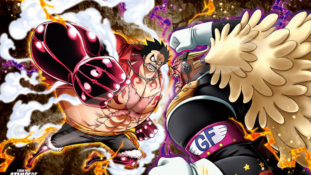 One Piece Stampede a battu un record chez la Toei qui datait de 2000