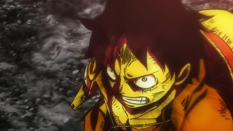 One Piece Stampede : Deuxième teaser trailer du film qui sort en août
