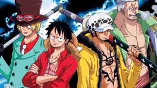 One Piece Stampede : Message d'Eiichiro Oda pour la sortie du film