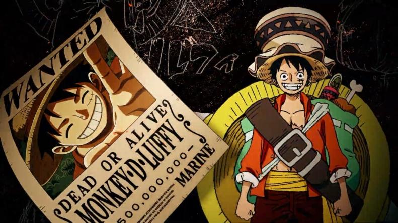 One Piece Stampede : Chara Design des organisateurs par Eiichiro Oda