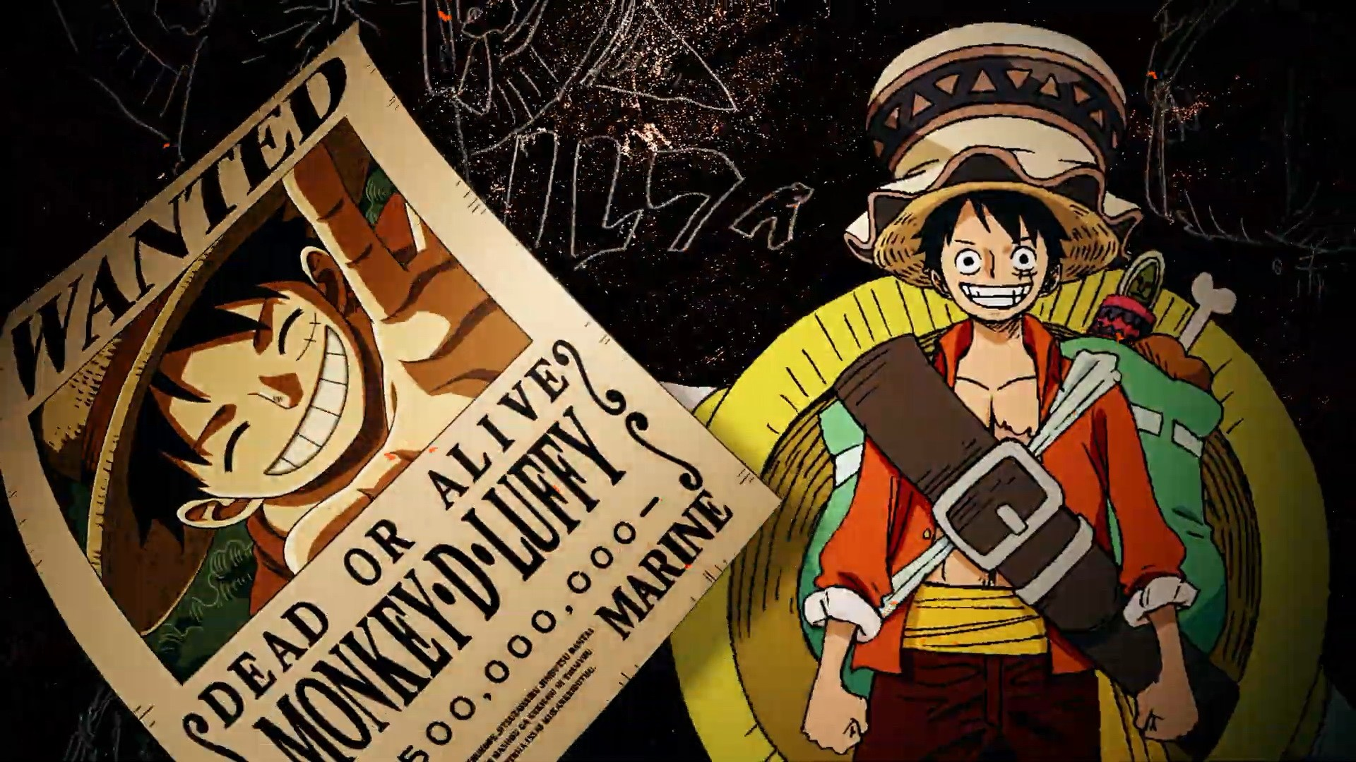 One Piece Stampede Streaming 2019