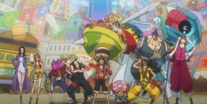 One Piece Stampede : Record au Box Office pour le premier jour