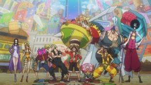 One Piece Stampede : 38 personnages font une apparition dans la nouvelle bande-annonce