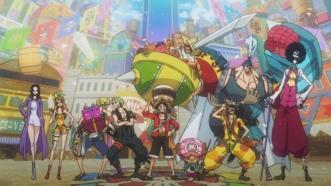 One Piece Stampede : Record au Box Office pour le premier jour