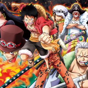 One Piece Stampede : Le film réalise les 10 milliards de yens au box-office mondial