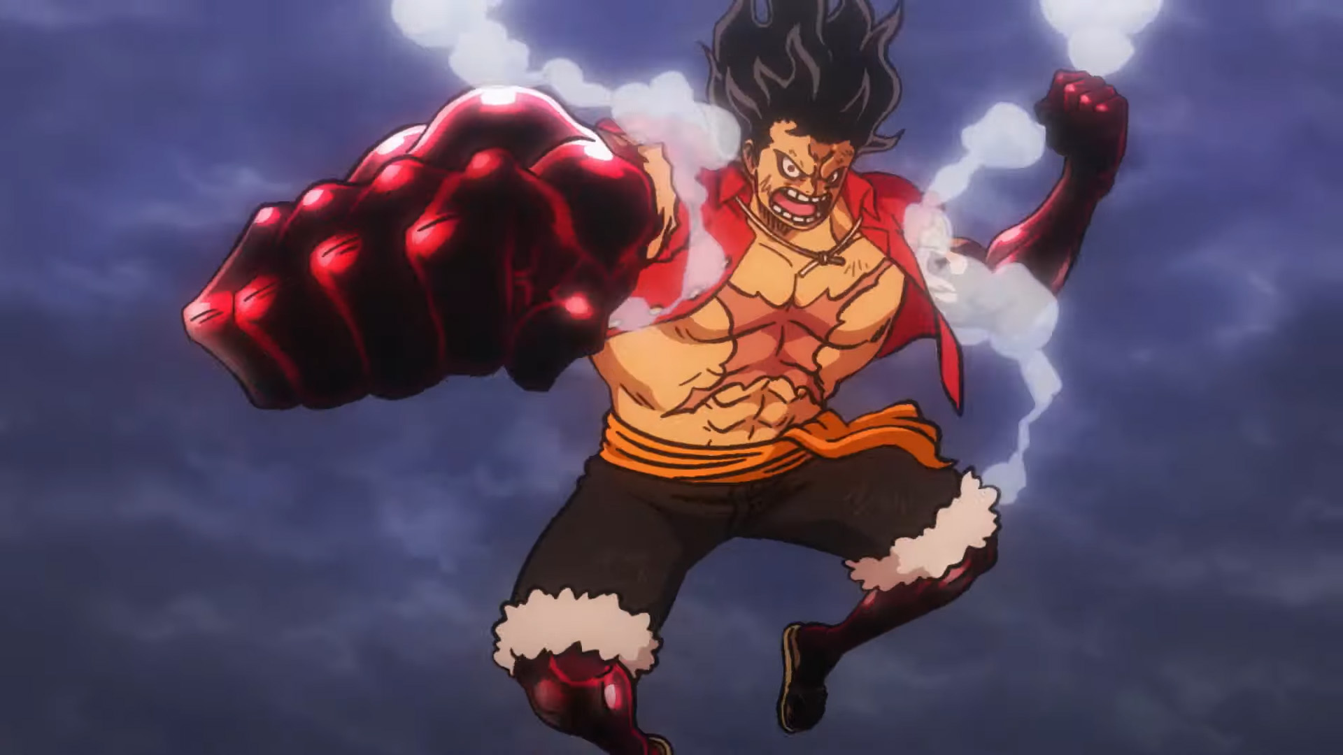 One Piece Stampede : Luffy forme une Dream team pour