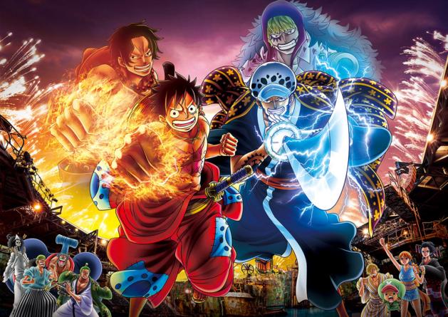 One Piece : Premier Summer 2020 centré sur Luffy (Ace) et Law (Corazon) à Wano