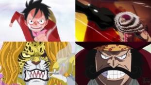 One Piece – Arc Whole Cake Island: Gol D. Roger a un nouveau seiyû, titres des épisodes d'Août