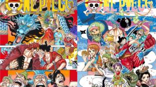 Le manga One Piece a été imprimé à plus de 450 millions d'exemplaires dans le monde