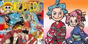 One Piece : Eiichiro Oda explique pourquoi il a utilisé des couleurs aussi flashy pour certains personnages