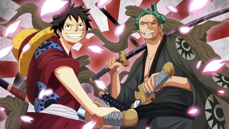 One Piece Anime : Fin de l'arc Rêverie à l'épisode 889