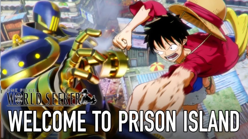 One Piece – World Seeker emprisonne Luffy dans sa cinématique d'introduction