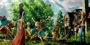 One Piece – World Seeker: L'Équipage du Chapeau de Paille sera au complet, découverte de nouveaux lieux