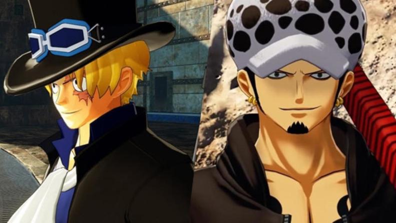 One Piece World Seeker : Sabo et Trafalgar Law seront aussi jouables