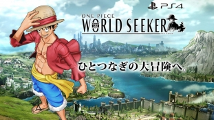 Nouvelles captures d'écran du jeu One Piece: World Seeker, Le «meilleur» jeu One Piece qui sortira en occident sur PS4, Xbox One et PC en 2018