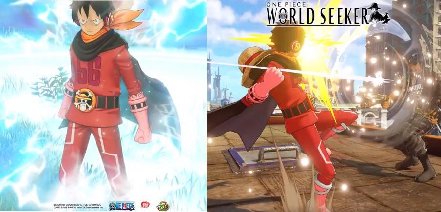 One Piece World Seeker : La mise à jour gratuite et fenêtre de sortie des épisodes additionnels