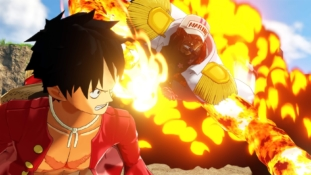 One Piece – World Seeker : Nouveau gameplay proposant un combat de Boss dans l'open-world
