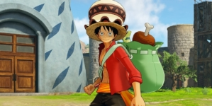 One Piece World Seeker : Le film Stampede, Tashigi, Kizaru et Fujitora s'invitent