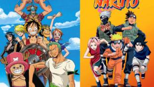 One Piece et Naruto : Les deux animes diffusés en HD sur la chaîne Mangas