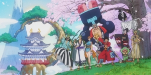 One Piece anime : Planning des épisodes de juillet-août, un peu de fillers à Wano